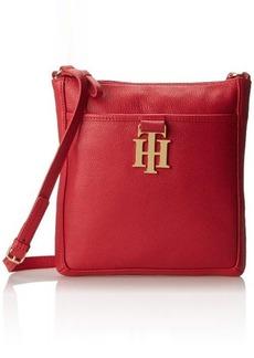 Tommy Hilfiger Monogrammed II Pebble Cross-Body Handbag