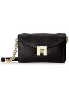 Tommy Hilfiger Postino Casual Leather Carry All Cross Body Bag