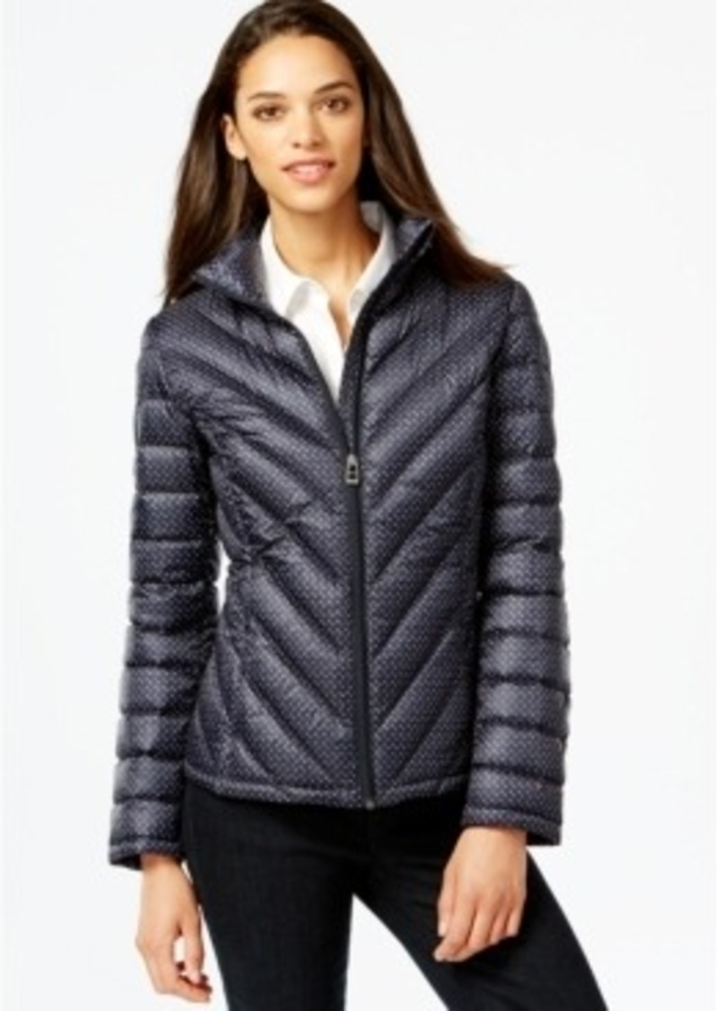 Tommy Hilfiger Tommy Hilfiger Quilted Packable Down Puffer