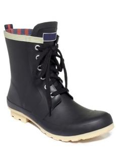 Tommy Hilfiger Renegade Rain Booties Women's Shoes