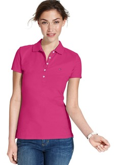 Tommy Hilfiger Short-Sleeve Polo Top
