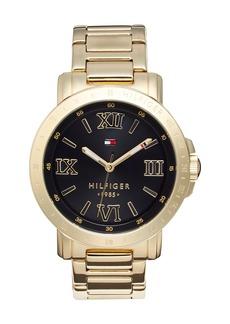 Tommy Hilfiger Tachymeter Bezel Bracelet Watch, 39mm