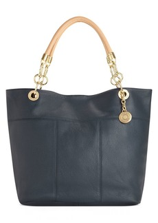 Tommy Hilfiger TH Signature Large Leather Tote