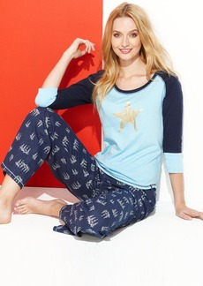 Tommy Hilfiger Top and Pajama Pants Gift Set