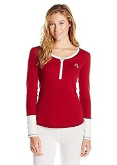 Tommy Hilfiger Women's 3/4 Sleeve Basic Henley