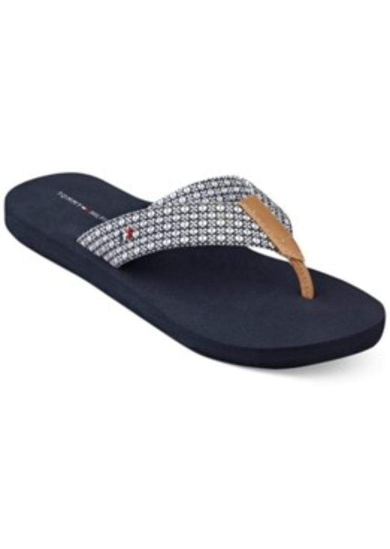 Cool Tommy Hilfiger Feriel Basic Textile Casual Shoes Size 95  For
