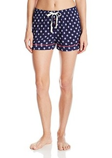 Tommy Hilfiger Women's Contrast Piped Short