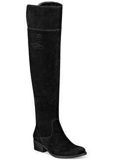 Tommy Hilfiger Women's Giorgia Over The Knee Boots