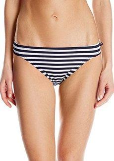 Tommy Hilfiger Women's Lake Side Stripe Classic Bikini Bottom