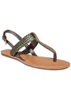 Tommy Hilfiger Women's Lorida Ankle Strap Sandals
