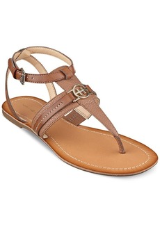 Tommy Hilfiger Women's Lorine Flat Thong Sandals