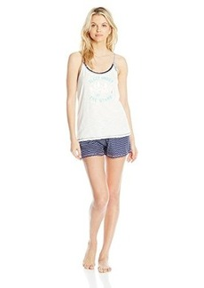 Tommy Hilfiger Women's Pajama Set with Camisole and Short