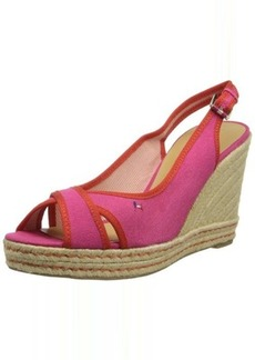 Tommy Hilfiger Women's Papina Wedge Sandal