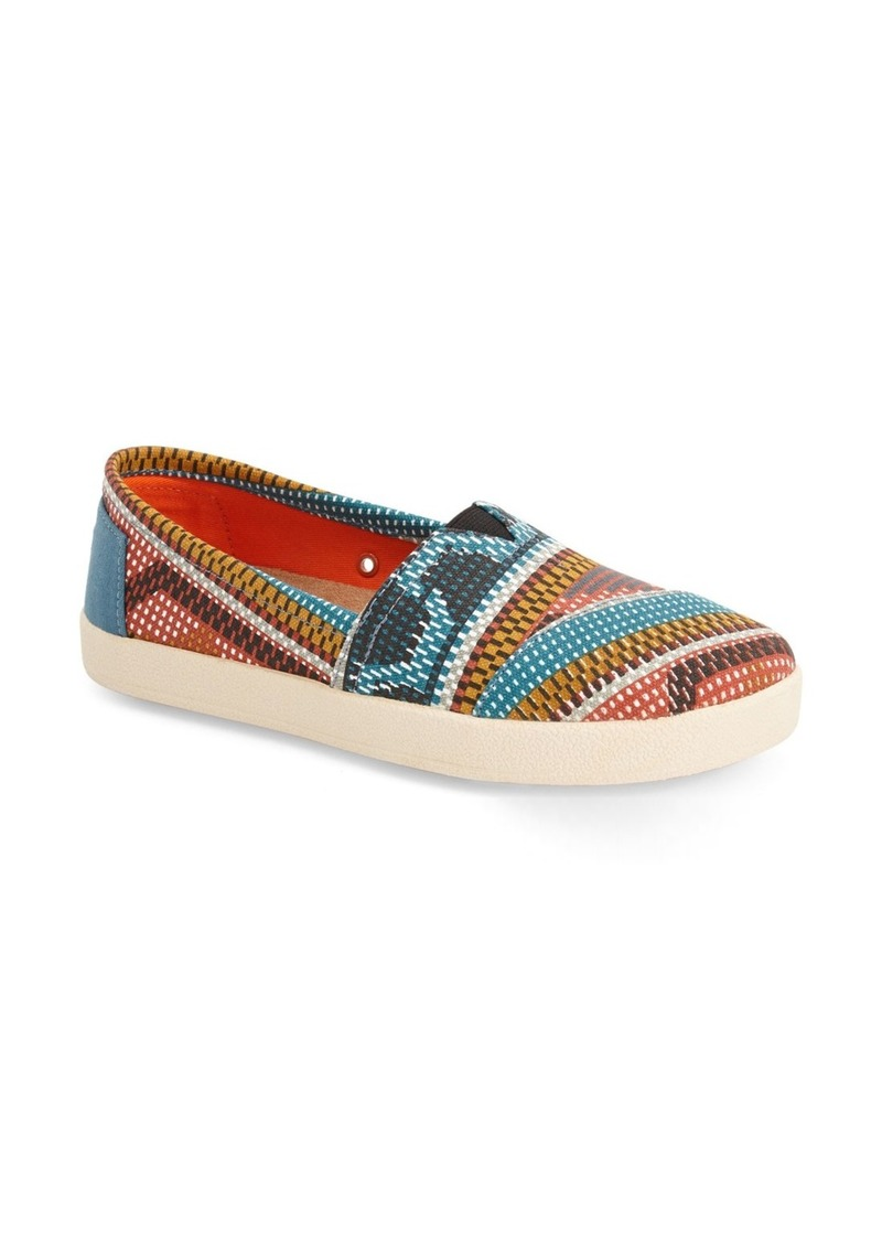 toms shoes toms avalon slip on shoes shop it
