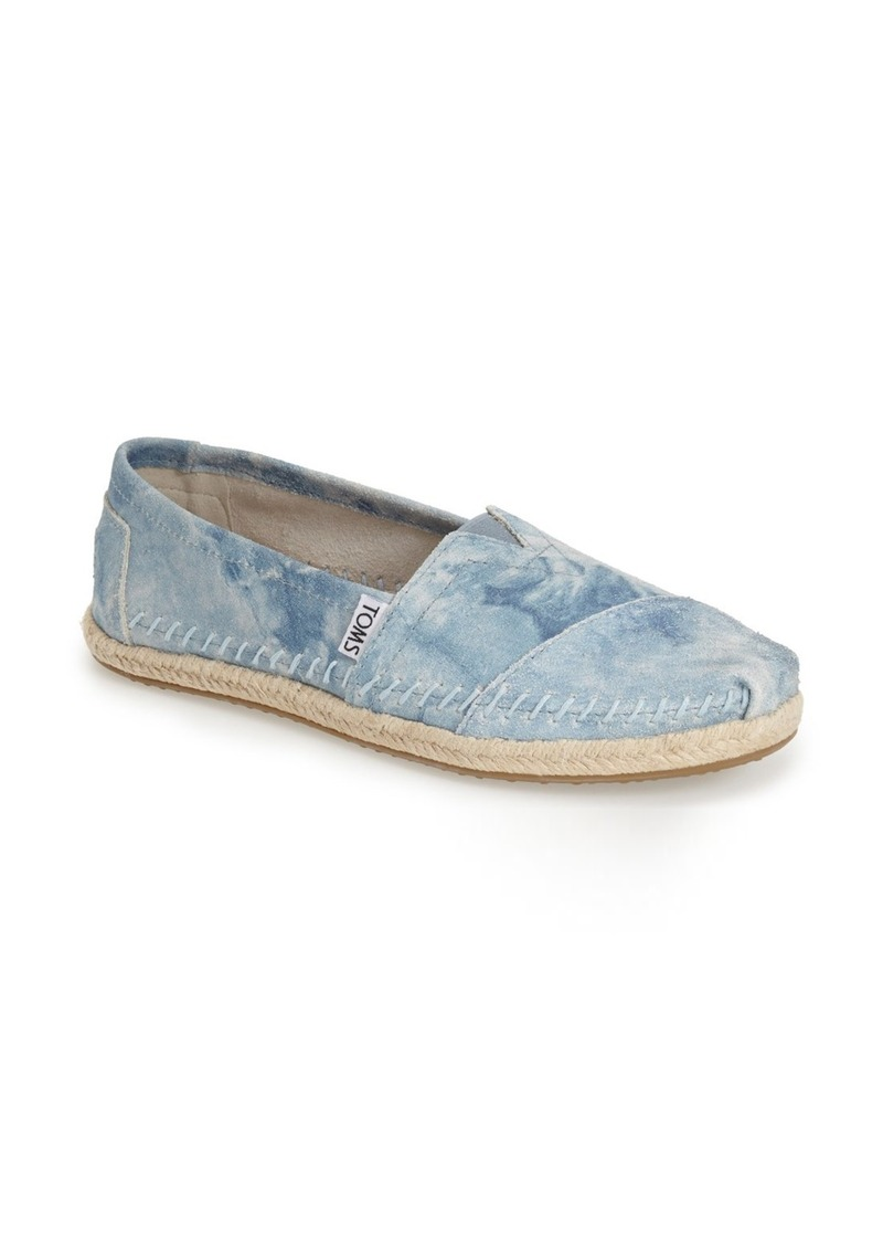 toms shoes toms classic slip on shoes shop