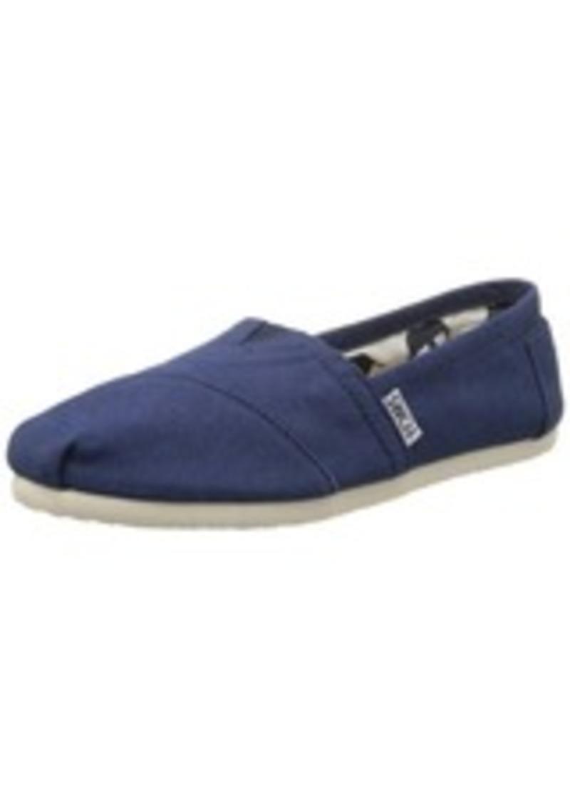 toms shoes toms s canvas slip on shoes shop it to me
