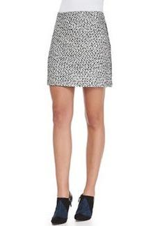 Lucille Silk-Blend Skirt   Lucille Silk-Blend Skirt