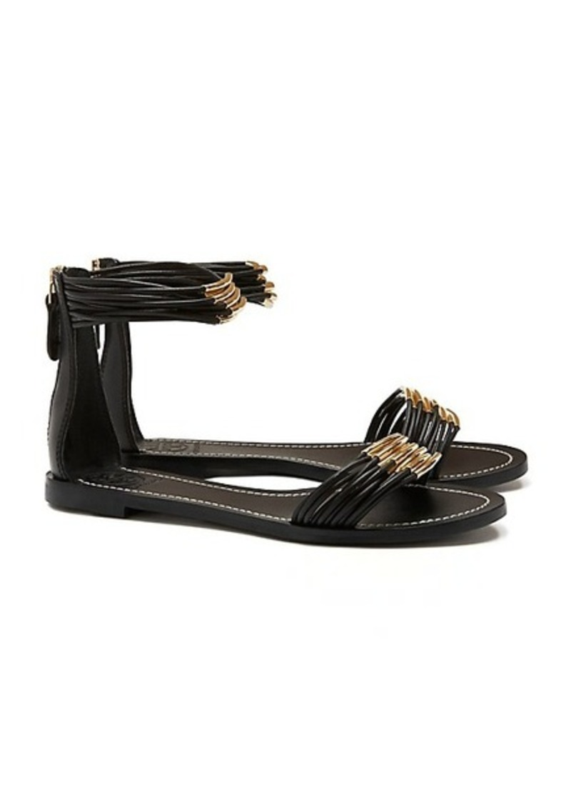 mignon rings flat sandal shop it to me all sales in one place shop it to me. Black Bedroom Furniture Sets. Home Design Ideas