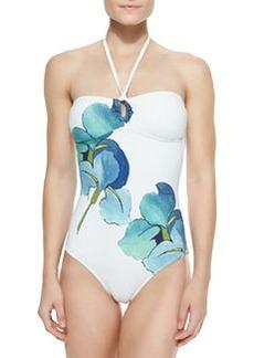 Persica Bandeau One-Piece Swimsuit   Persica Bandeau One-Piece Swimsuit