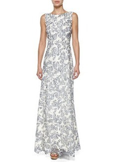 Skye Embroidered Gown   Skye Embroidered Gown