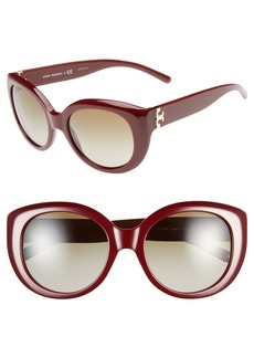 Tory Burch 54mm Cat Eye Sunglasses