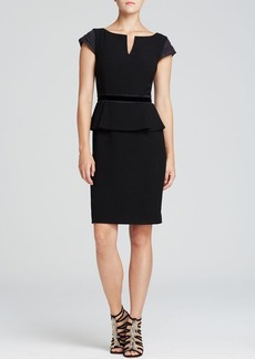 Tory Burch Ashley Peplum Dress