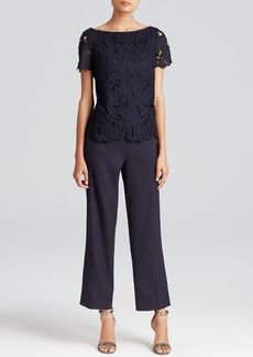 Tory Burch Avalon Lace Jumpsuit