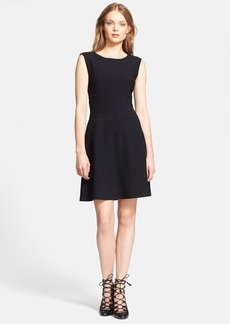 Tory Burch 'Beasley' Fit & Flare Dress