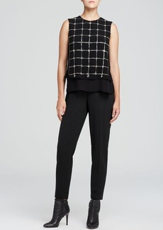 Tory Burch Betsy Embellished Jumpsuit