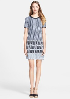 Tory Burch 'Beverly' Crochet Sheath Dress