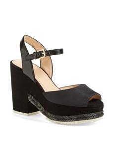 Tory Burch 'Brie' Platform Sandal