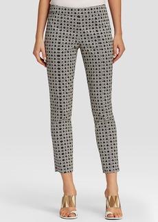 Tory Burch Callie Printed Pants
