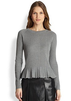 Tory Burch Cashmere/Silk Margaret Sweater