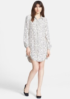 Tory Burch 'Cora' Silk Shirtdress