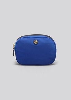 Tory Burch Cosmetic Case - Travel Nylon Double