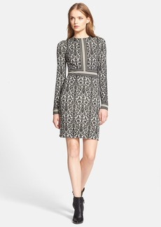 Tory Burch 'Deborah' Silk Minidress