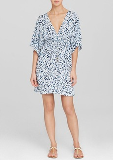Tory Burch Dream Catcher Swim Cover Up Caftan