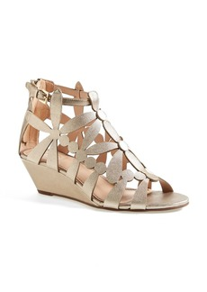 Tory Burch 'Emerson' Cage Wedge Sandal (Women)