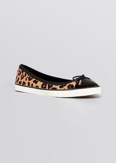 Tory Burch Flat Slip On Sneakers - Skyler