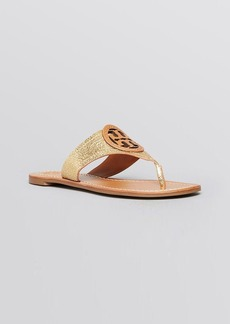 Tory Burch Flat Thong Sandals - Louisa