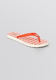 Tory Burch Flip Flops - Thin
