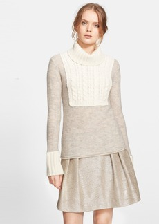 Tory Burch 'Gretchen' Turtleneck Sweater