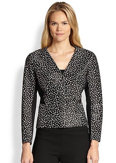 Tory Burch Imari Calf Hair Jacket