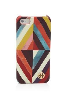 Tory Burch iPhone 5/5s Case - Diamond Printed Hardshell