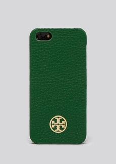 Tory Burch iPhone 5/5s Case - Pebbled Robinson Hardshell