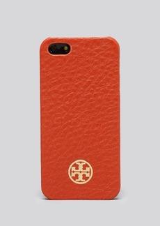 Tory Burch iPhone 5/5s Case - Pebbled Robinson Hardshell