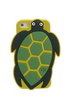 Tory Burch iPhone 5/5s Case - Turtle Silicone