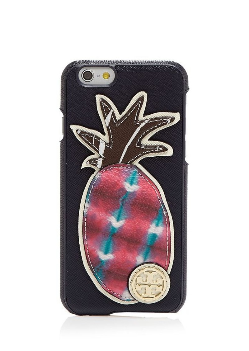Tory Burch Tory Burch iPhone 5/5s Case - Robinson Pineapple Hardshell ...