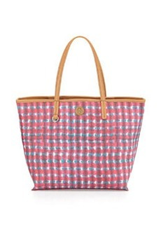 Tory Burch Kerrington Mini Square Tote Bag, Sonda Combo