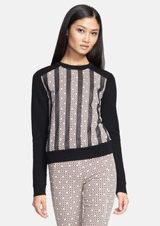 Tory Burch 'Kimba' Merino Wool Sweater